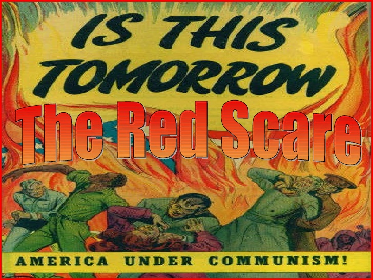 the cold war and communism Moreover, hollywood dealt with the theme of american paranoia during the cold war period, and storylines very often revolved around the idea that anyone - your husband, your son, your daughter, etc - could turn into a communist.